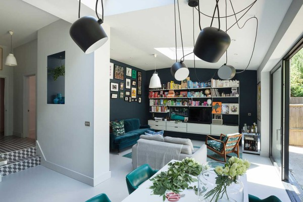 Renovation and Extension in Stoke Newington