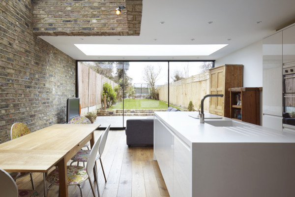 Extension and renovation to a Victorian terrace