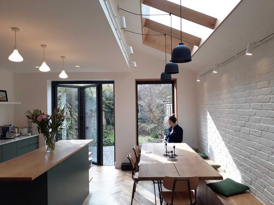 douglas architects stoke newington
