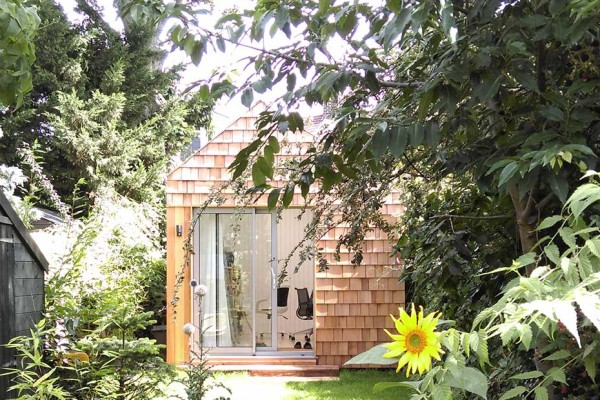 Garden Studio in Hackney