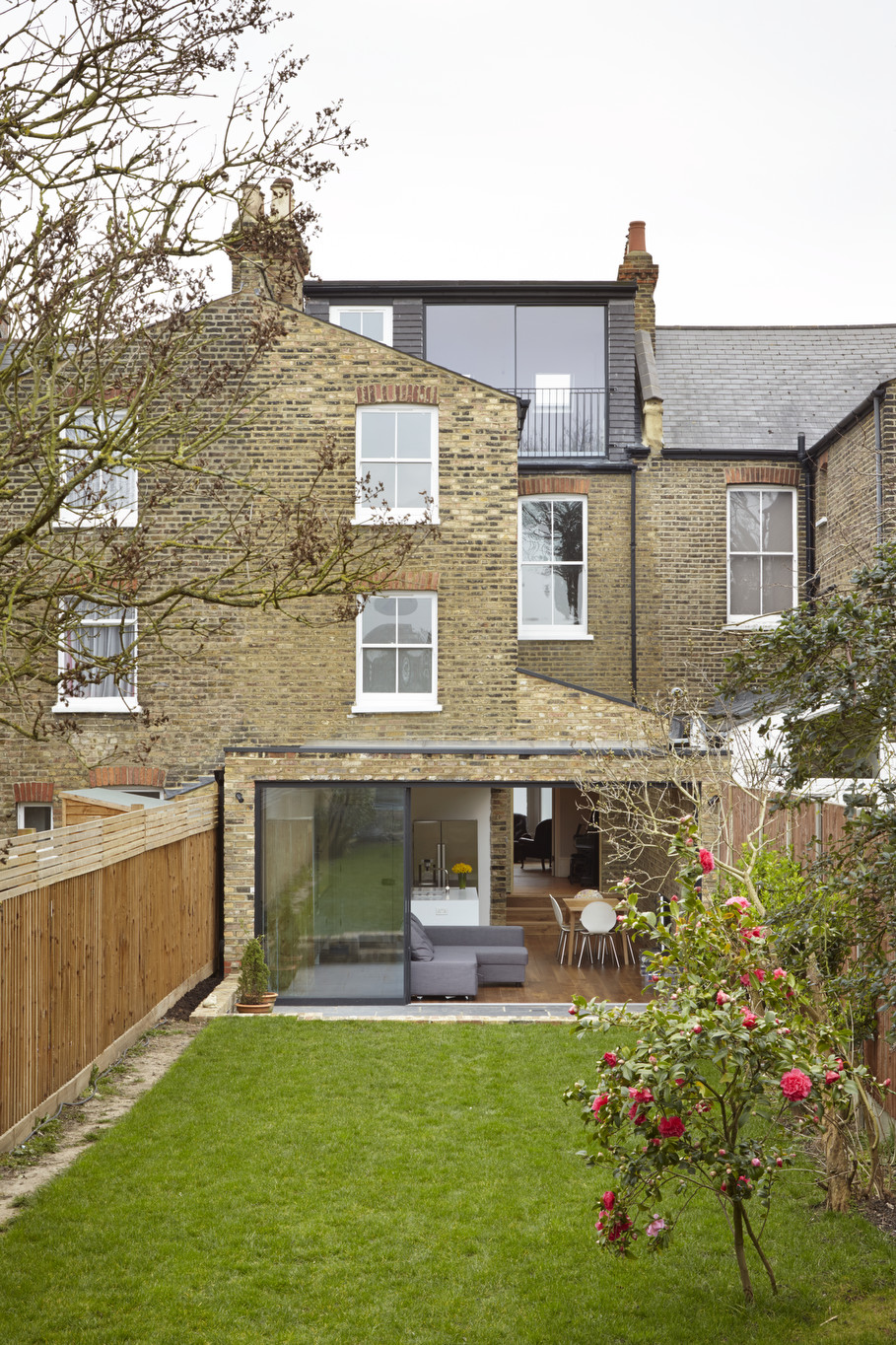 glass extension hackney douglas architects