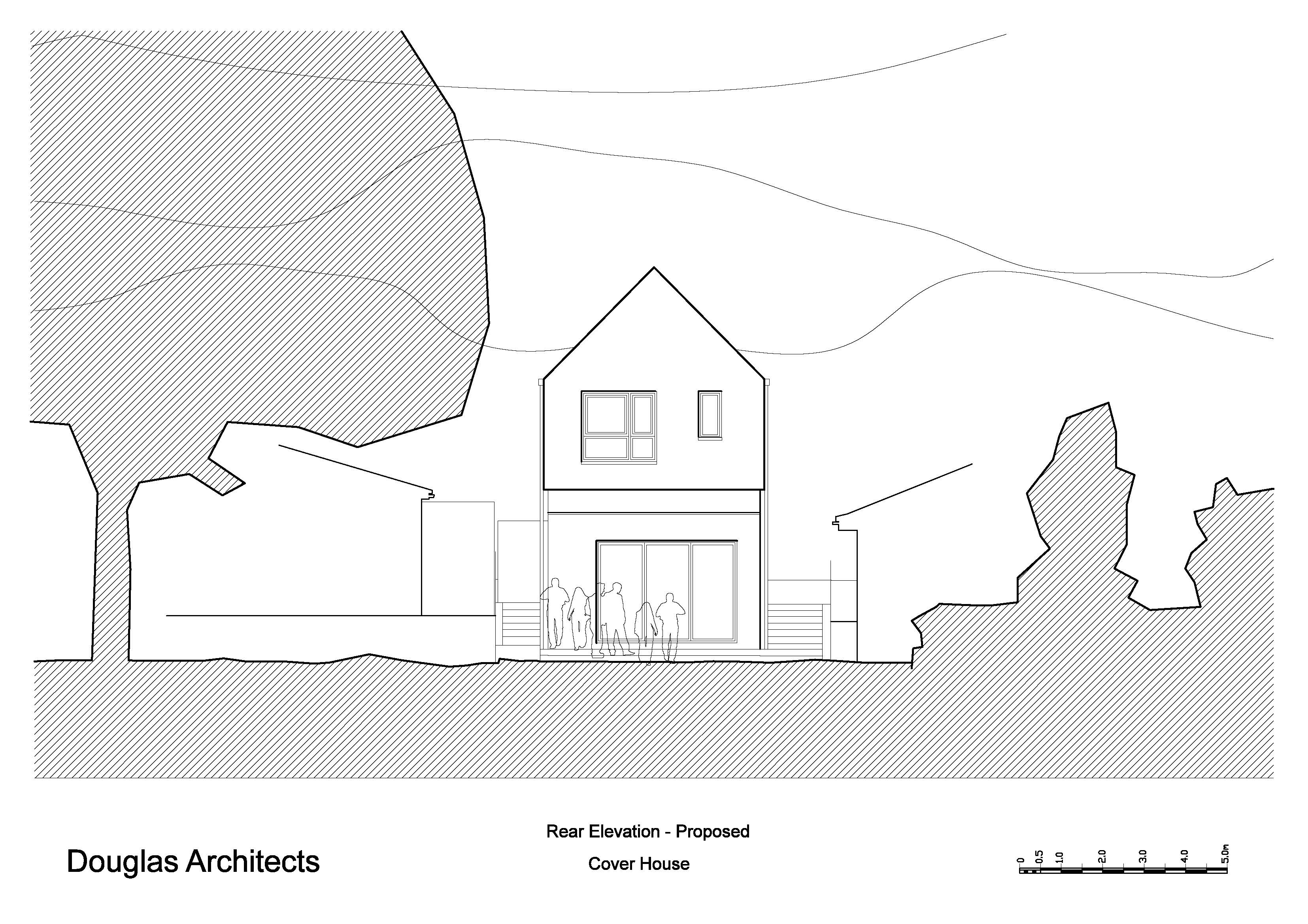 New house in Bury St Edmunds by Douglas Architects