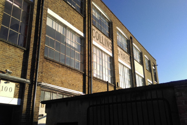 architects in hackney